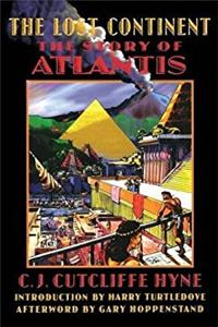The Lost Continent: The Story of Atlantis (Bison Frontiers of Imagination)