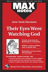 Their Eyes Were Watching God  (MAXNotes Literature Guides)